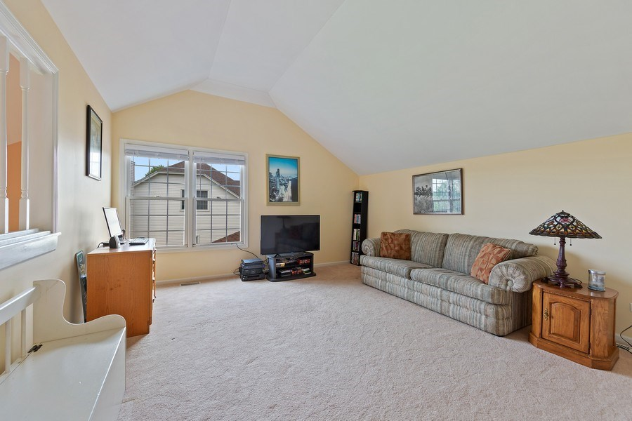 Real Estate Photography - 24265 Eagle Chase Drive, Plainfield, IL, 60544 - Bonus Room