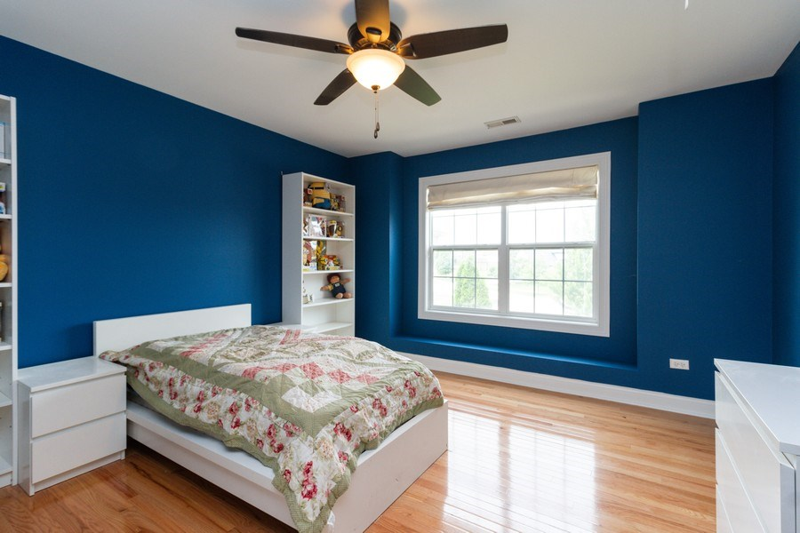 Real Estate Photography - 20035 Delphi Dr, Olympia Fields, IL, 60461 - 2nd Bedroom