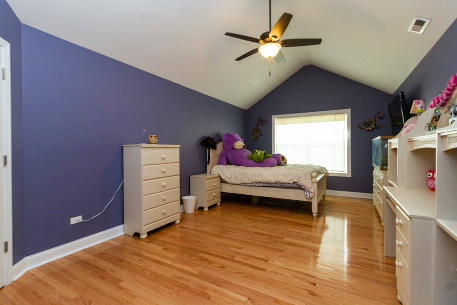Real Estate Photography - 20035 Delphi Dr, Olympia Fields, IL, 60461 - 3rd Bedroom