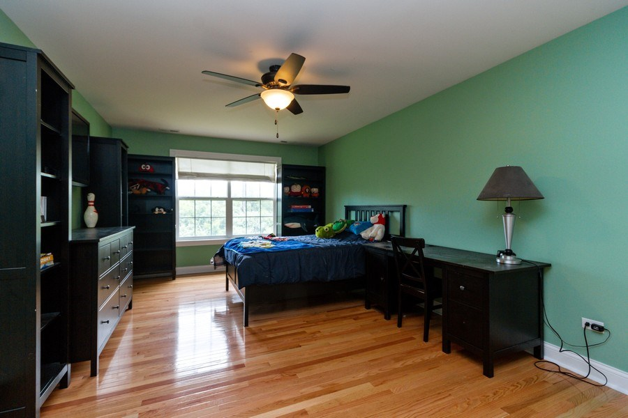 Real Estate Photography - 20035 Delphi Dr, Olympia Fields, IL, 60461 - 4th Bedroom