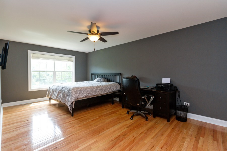Real Estate Photography - 20035 Delphi Dr, Olympia Fields, IL, 60461 - Bedroom