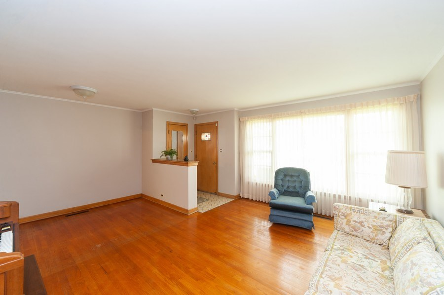 Real Estate Photography - 306 S. WATERMAN Avenue, Arlington Heights, IL, 60004 - Living Room