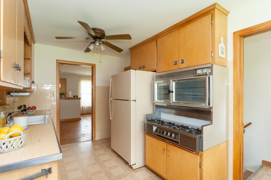 Real Estate Photography - 306 S. WATERMAN Avenue, Arlington Heights, IL, 60004 - Kitchen