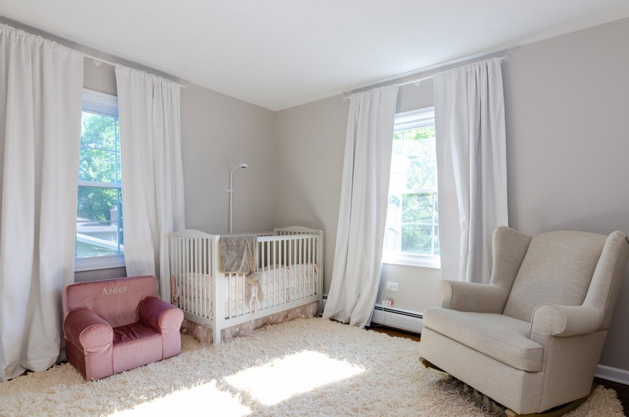Real Estate Photography - 307 Sharon Drive, Barrington, IL, 60010 - 3rd Bedroom