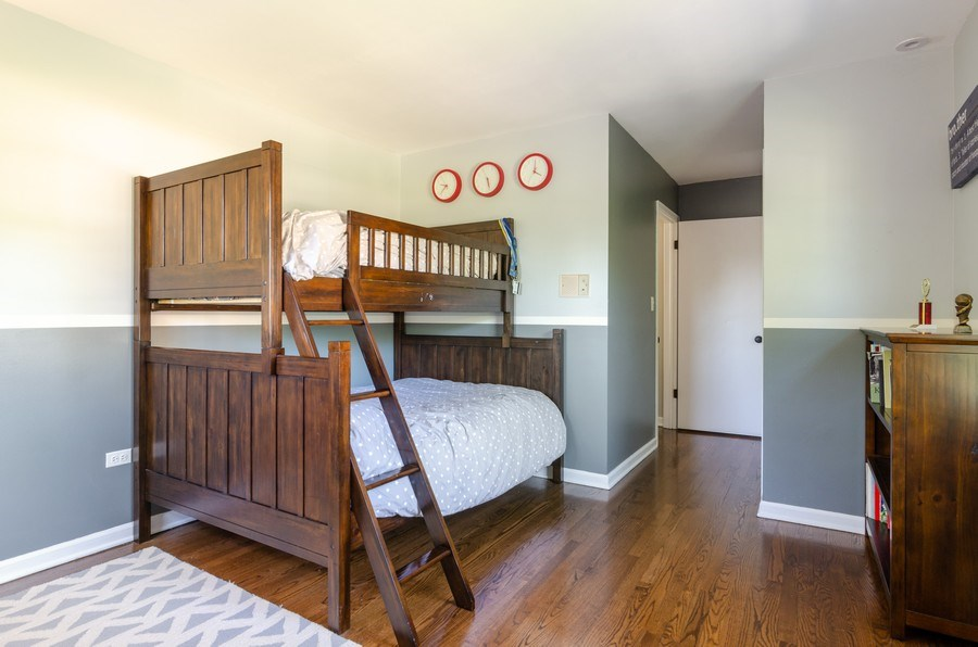 Real Estate Photography - 307 Sharon Drive, Barrington, IL, 60010 - 4th Bedroom
