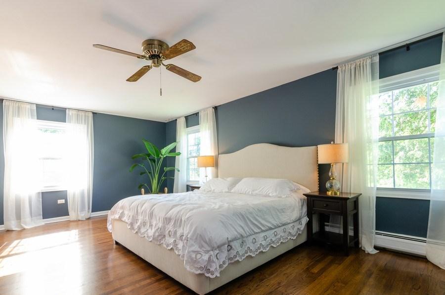 Real Estate Photography - 307 Sharon Drive, Barrington, IL, 60010 - Master Bedroom