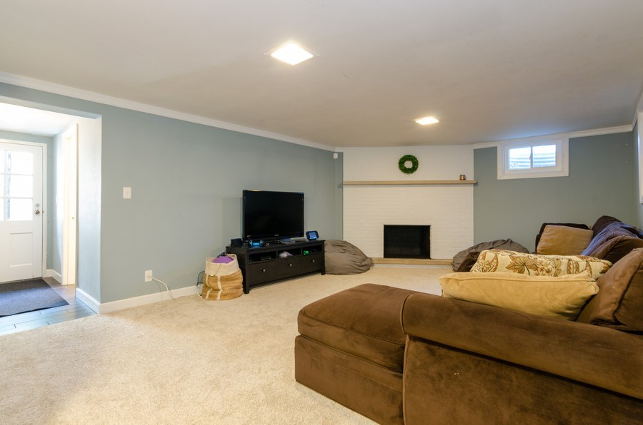 Real Estate Photography - 307 Sharon Drive, Barrington, IL, 60010 - Basement