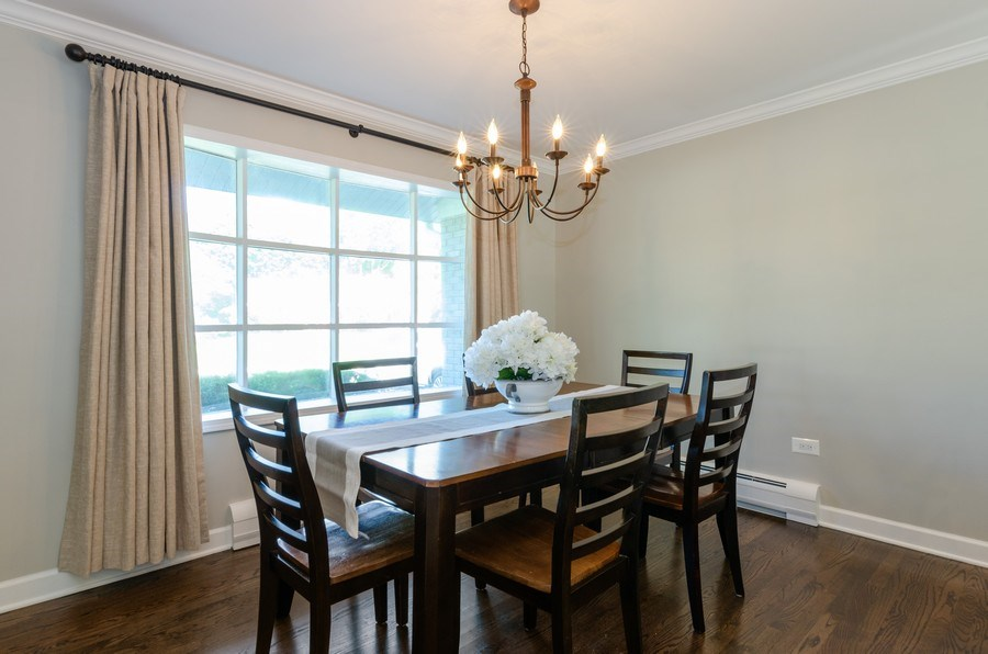 Real Estate Photography - 307 Sharon Drive, Barrington, IL, 60010 - Dining Room