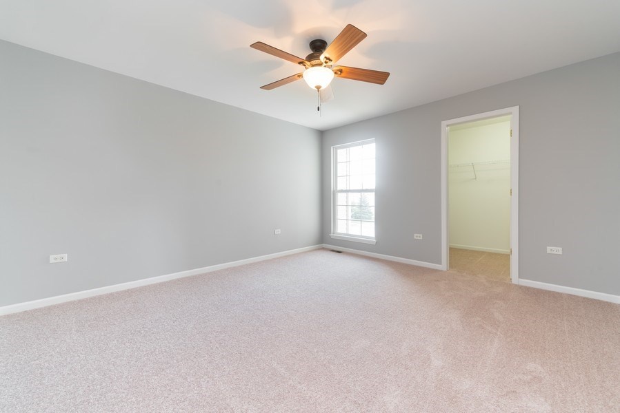 Real Estate Photography - 777 Barclay Drive, Bolingbrook, IL, 60440 - 2nd Bedroom