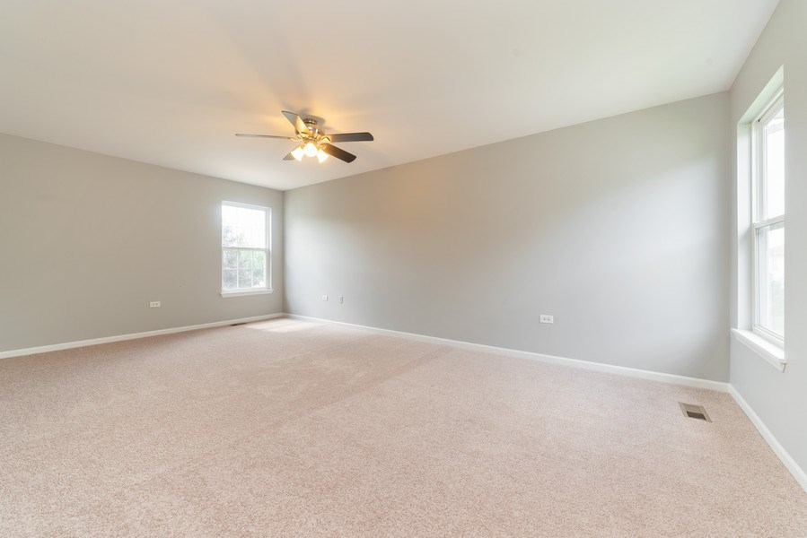 Real Estate Photography - 777 Barclay Drive, Bolingbrook, IL, 60440 - 4th Bedroom