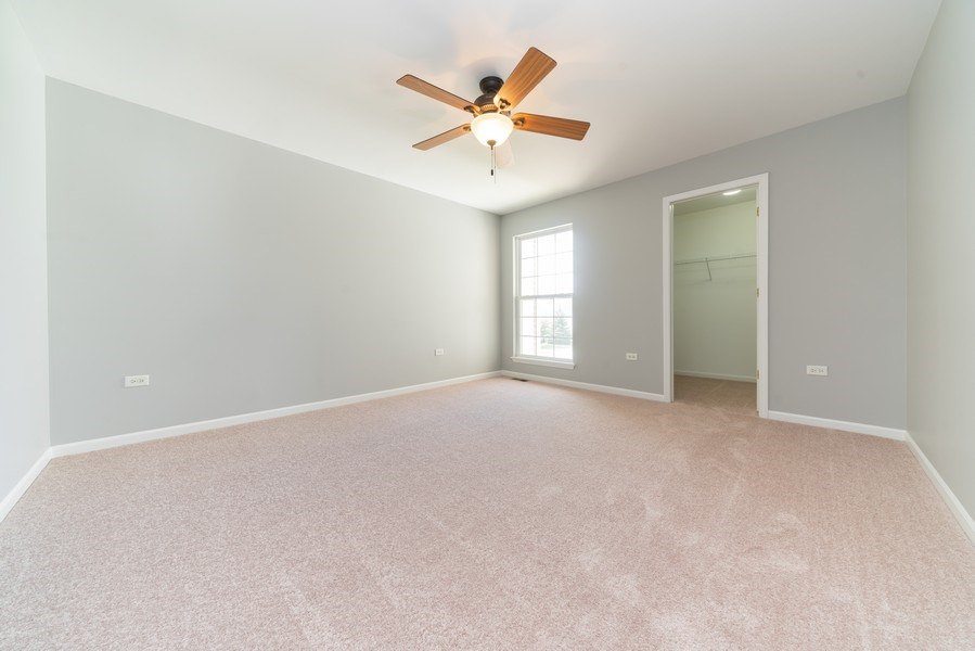 Real Estate Photography - 777 Barclay Drive, Bolingbrook, IL, 60440 - 5th Bedroom