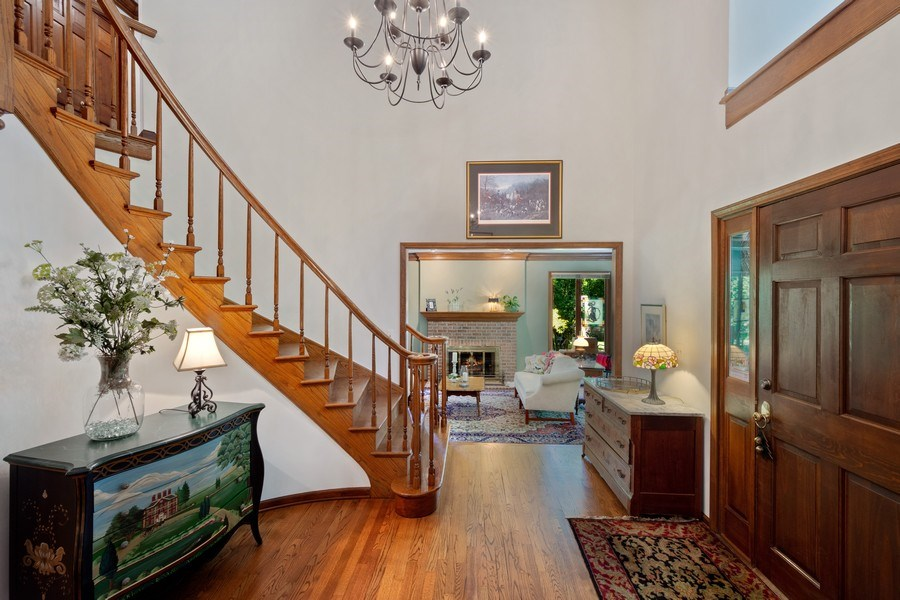 Real Estate Photography - 258 Pebble Creek Drive, Tower Lakes, IL, 60010 - Foyer