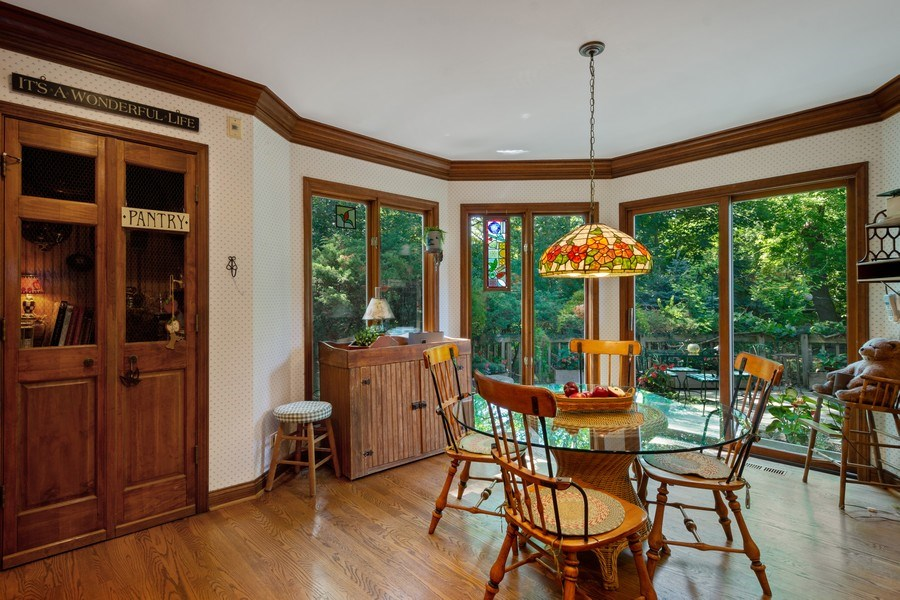 Real Estate Photography - 258 Pebble Creek Drive, Tower Lakes, IL, 60010 - Breakfast Room