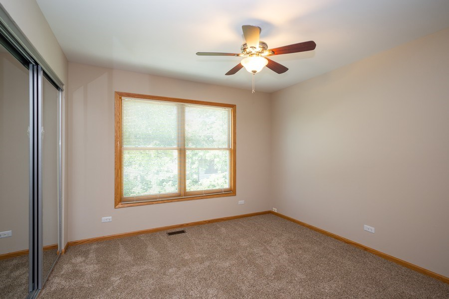 Real Estate Photography - 324 Ridgewood Drive, Bloomingdale, IL, 60108 - 2nd Bedroom