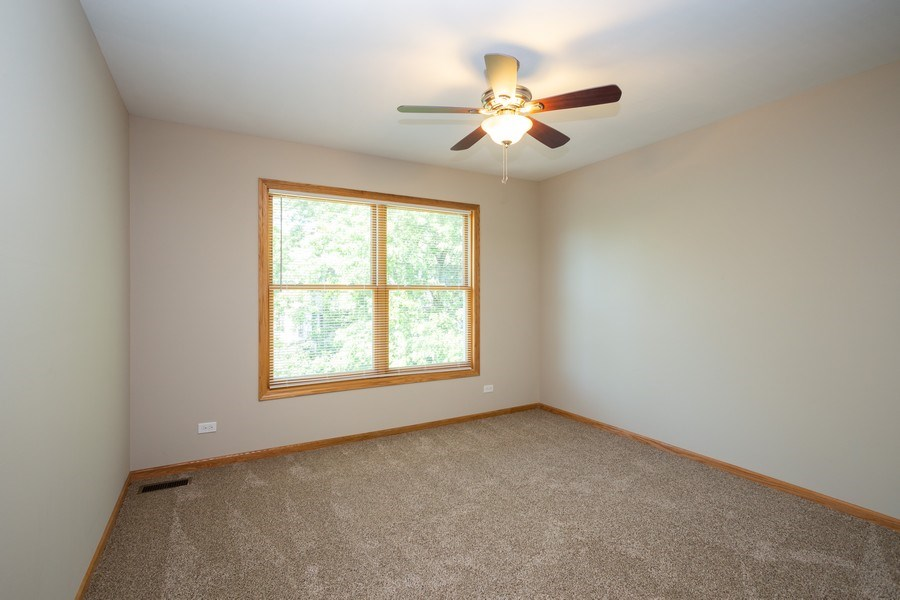 Real Estate Photography - 324 Ridgewood Drive, Bloomingdale, IL, 60108 - 3rd Bedroom