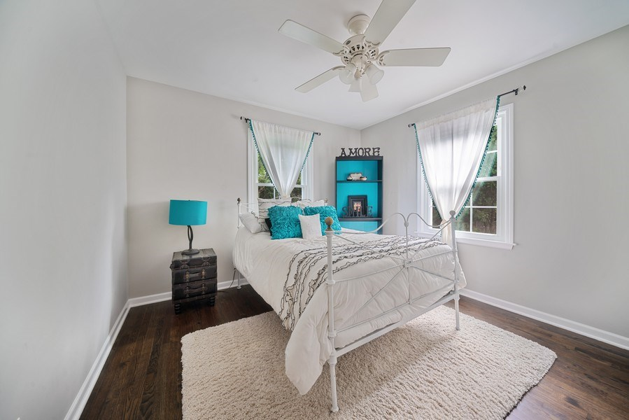 Real Estate Photography - 366 Indian Dr, Glen Ellyn, IL, 60137 - 3rd Bedroom