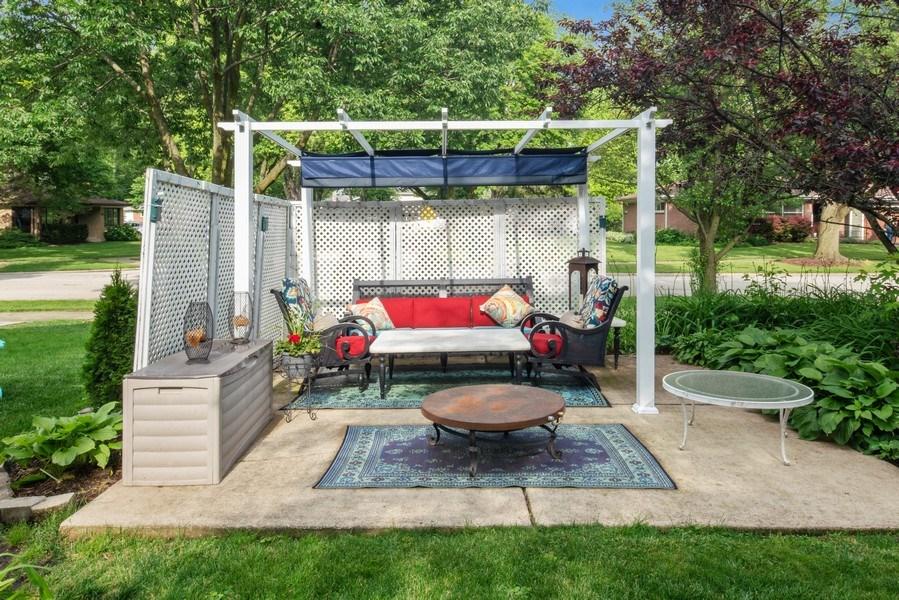 Real Estate Photography - 366 Indian Dr, Glen Ellyn, IL, 60137 - Back Yard