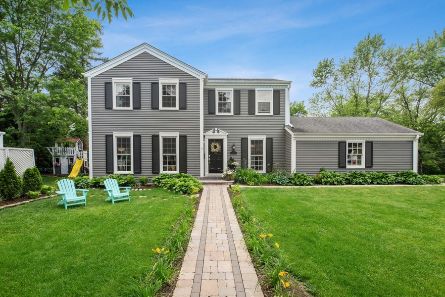 Real Estate Photography - 366 Indian Dr, Glen Ellyn, IL, 60137 - Front View