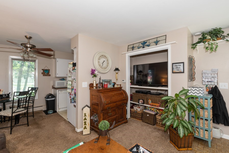 Real Estate Photography - 822 N. Washington Street, Naperville, IL, 60563 - Family Room