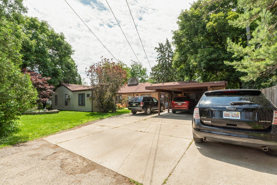 Real Estate Photography - 822 N. Washington Street, Naperville, IL, 60563 - Rear View