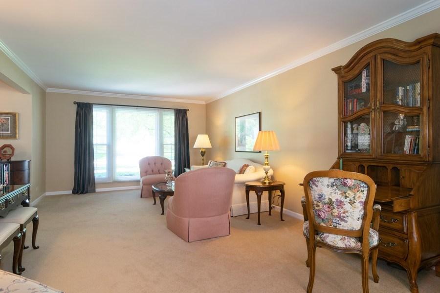 Real Estate Photography - 501 S. Brighton Lane, Palatine, IL, 60067 - Living Room