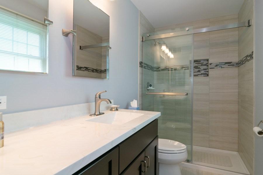 Real Estate Photography - 501 S. Brighton Lane, Palatine, IL, 60067 - Master Bathroom