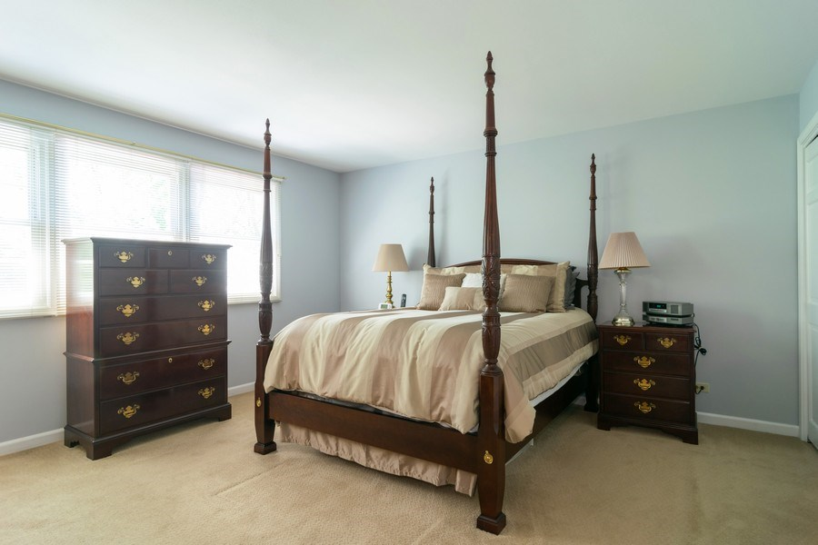 Real Estate Photography - 501 S. Brighton Lane, Palatine, IL, 60067 - Master Bedroom
