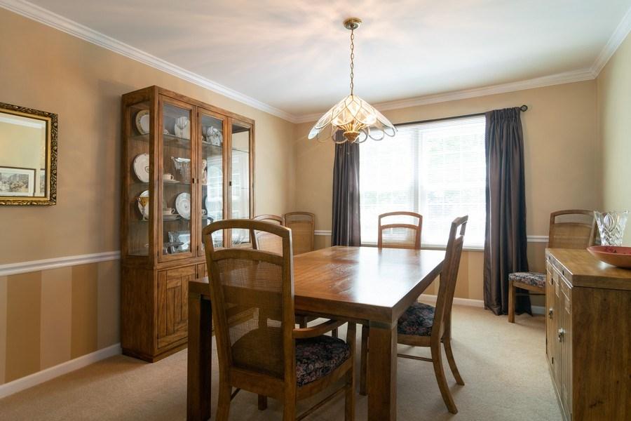 Real Estate Photography - 501 S. Brighton Lane, Palatine, IL, 60067 - Dining Room