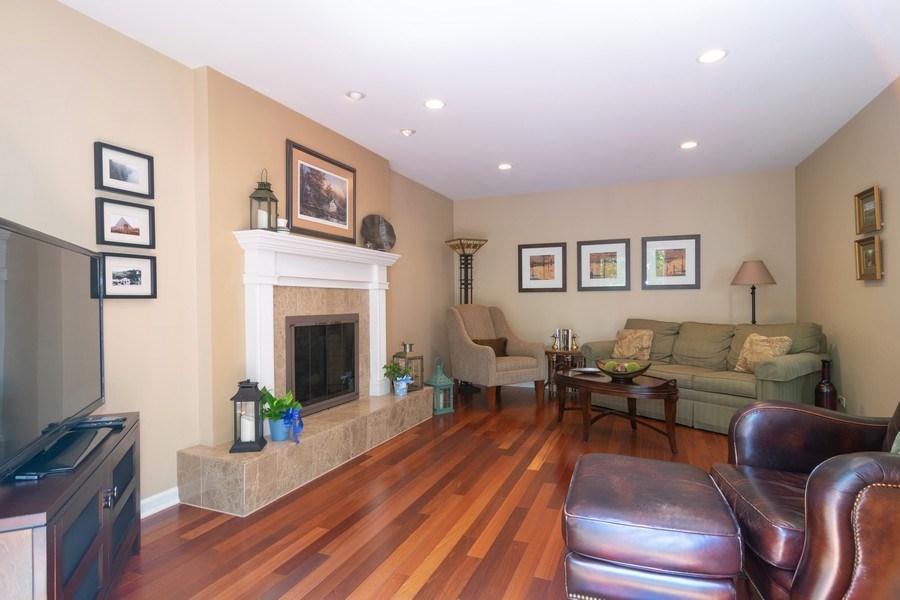 Real Estate Photography - 501 S. Brighton Lane, Palatine, IL, 60067 - Family Room