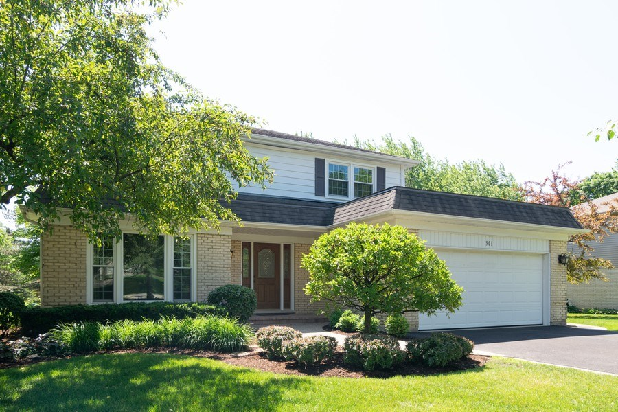 Real Estate Photography - 501 S. Brighton Lane, Palatine, IL, 60067 - Front View