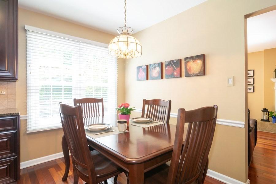 Real Estate Photography - 501 S. Brighton Lane, Palatine, IL, 60067 - Kitchen Eating Area