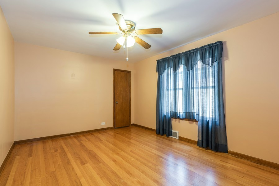 Real Estate Photography - 6751 N. Ozanam Avenue, Chicago, IL, 60631 - 4th Bedroom