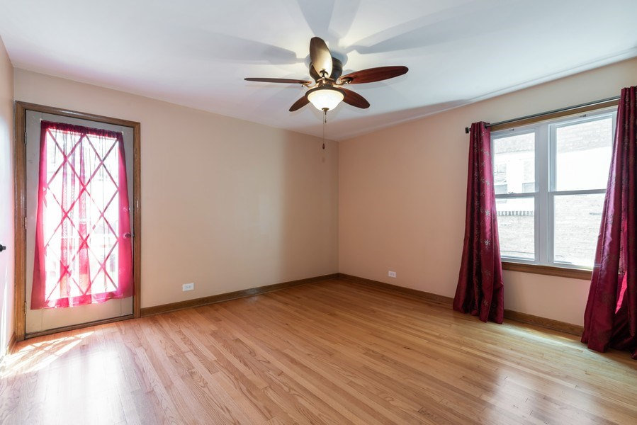 Real Estate Photography - 6751 N. Ozanam Avenue, Chicago, IL, 60631 - Dining Room
