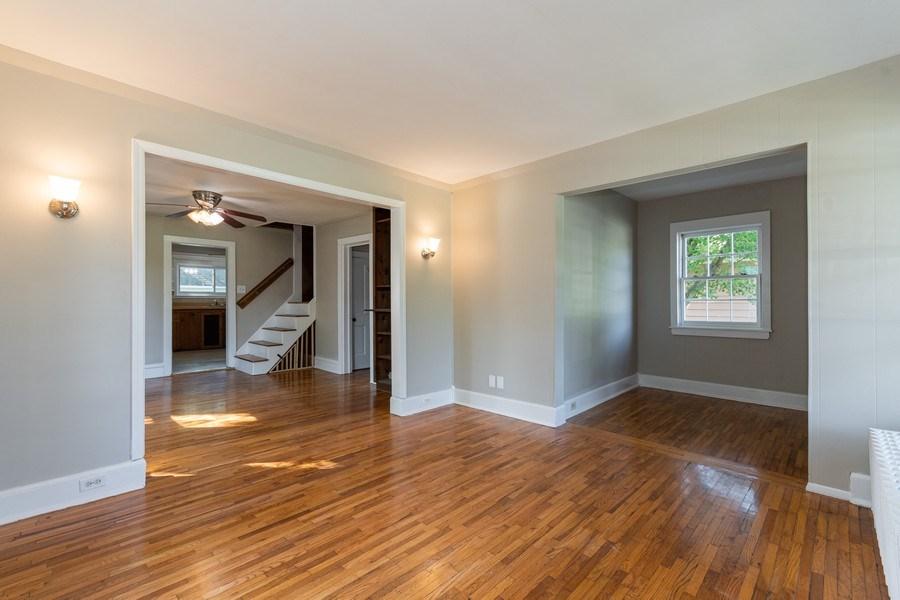 Real Estate Photography - 740 Walnut Street, Batavia, IL, 60510 - Living Room