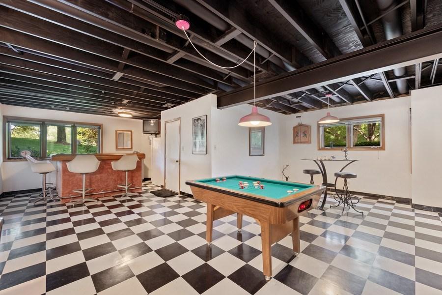 Real Estate Photography - 871 Baker Court, Glen Ellyn, IL, 60137 - Lower Level