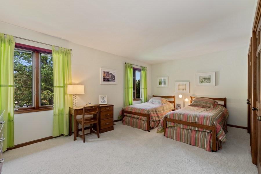 Real Estate Photography - 871 Baker Court, Glen Ellyn, IL, 60137 - Bedroom