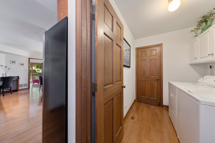 Real Estate Photography - 871 Baker Court, Glen Ellyn, IL, 60137 - Laundry Room