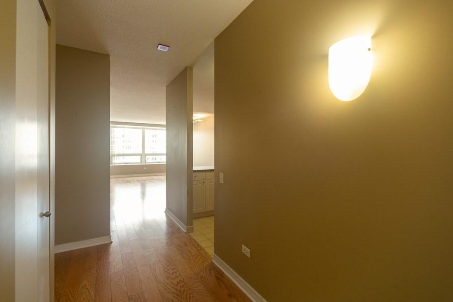 Real Estate Photography - 512 N. McClurg Court, Unit 3412, Chicago, IL, 60611 - Hallway