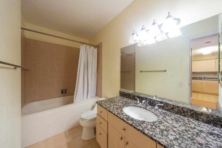 Real Estate Photography - 512 N. McClurg Court, Unit 3412, Chicago, IL, 60611 - Bathroom