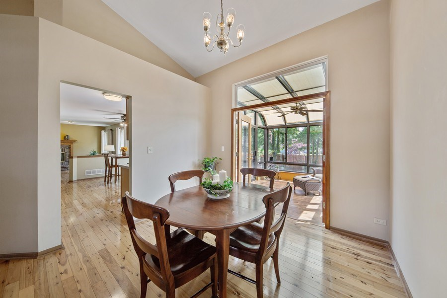 Real Estate Photography - 2015 Spice Circle, Naperville, IL, 60565 - Dining Room