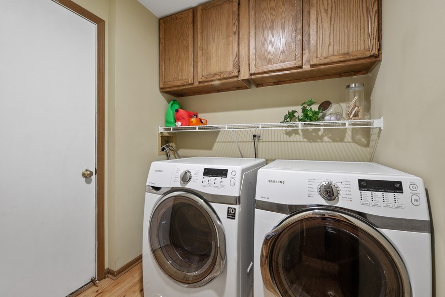 Real Estate Photography - 2015 Spice Circle, Naperville, IL, 60565 - Laundry Room