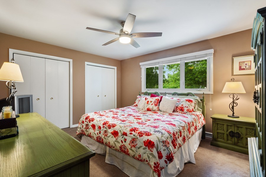 Real Estate Photography - 502 S. Reuter Drive, Arlington Heights, IL, 60005 - Master Bedroom
