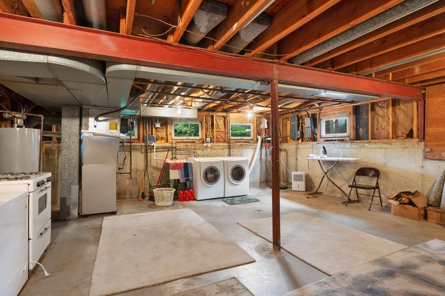 Real Estate Photography - 502 S. Reuter Drive, Arlington Heights, IL, 60005 - Basement