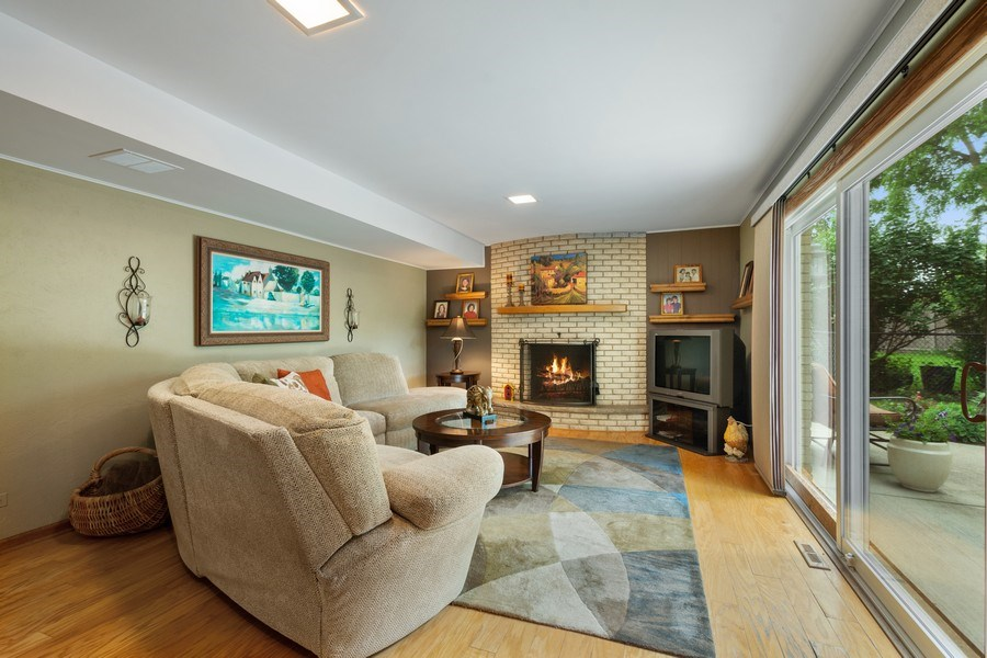 Real Estate Photography - 502 S. Reuter Drive, Arlington Heights, IL, 60005 - Family Room