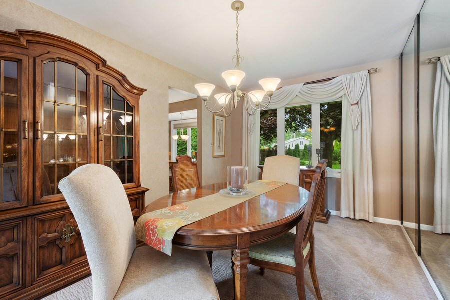 Real Estate Photography - 502 S. Reuter Drive, Arlington Heights, IL, 60005 - Dining Room