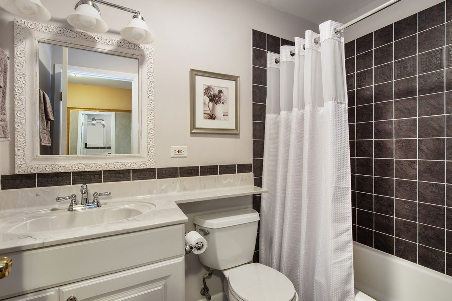 Real Estate Photography - 502 S. Reuter Drive, Arlington Heights, IL, 60005 - Bathroom