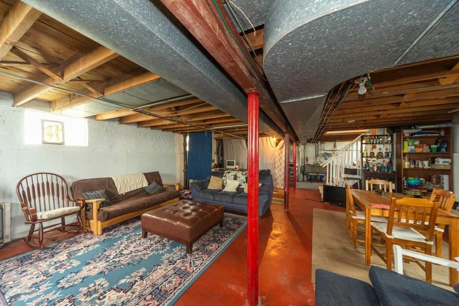 Real Estate Photography - 1028 Linden Avenue, Bellwood, IL, 60104 - Basement