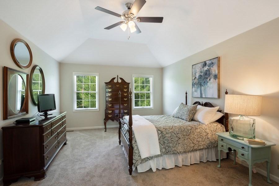 Real Estate Photography - 22480 N. Linden Drive, Lake Barrington, IL, 60010 - Master Bedroom