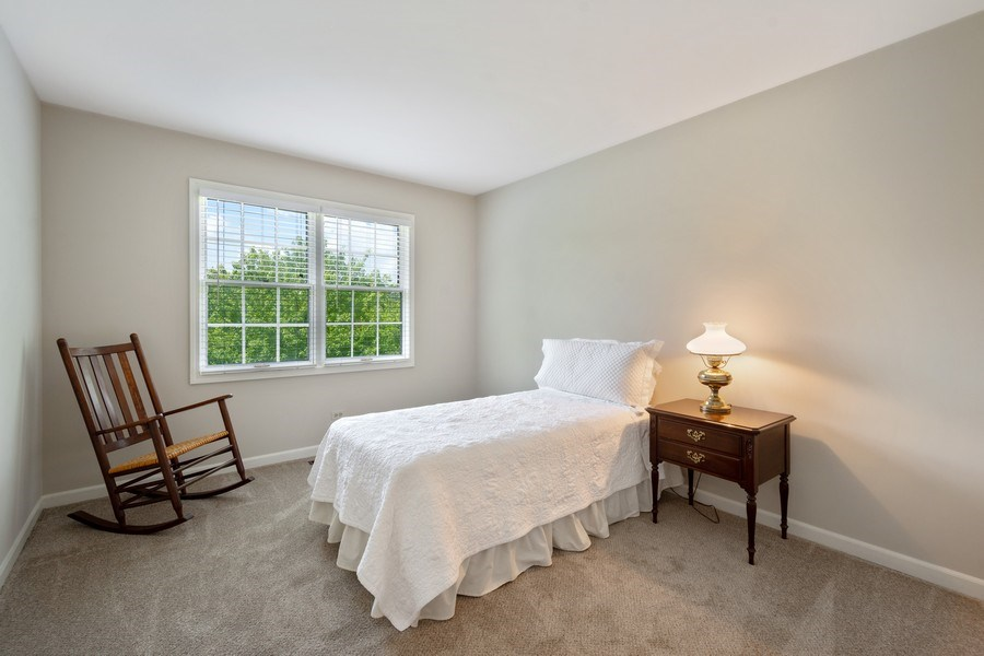 Real Estate Photography - 22480 N. Linden Drive, Lake Barrington, IL, 60010 - 2nd Bedroom