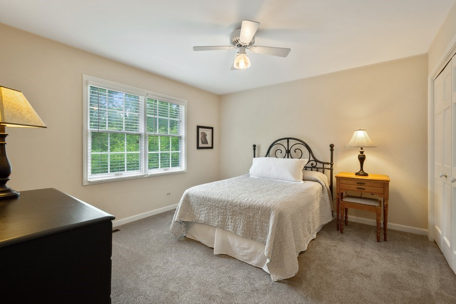 Real Estate Photography - 22480 N. Linden Drive, Lake Barrington, IL, 60010 - 3rd Bedroom